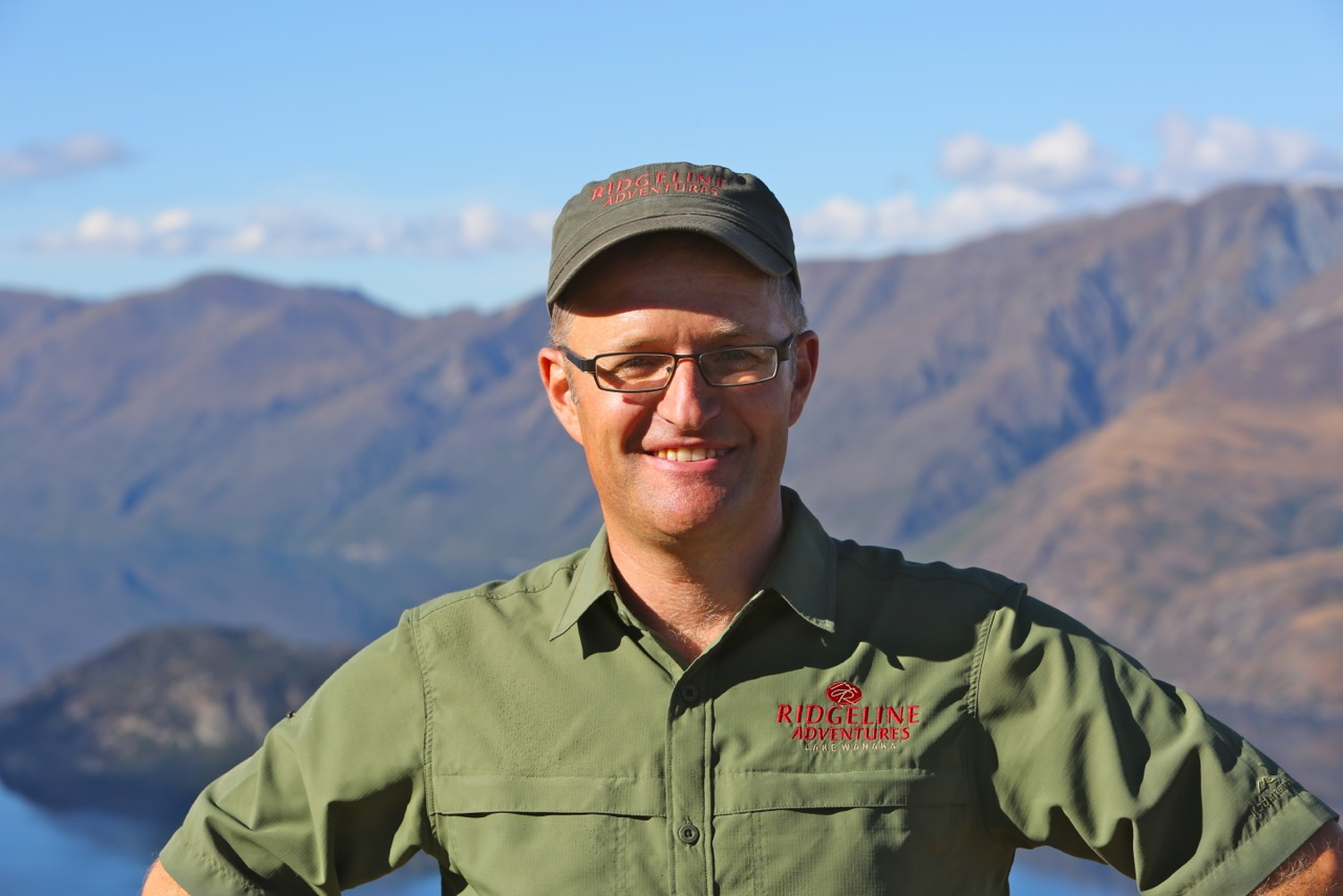 Mark Orbell - Aroha Luxury Tours personal guides
