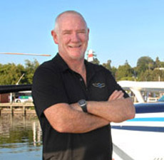 Phill Barclay - Aroha Luxury Tours personal guides